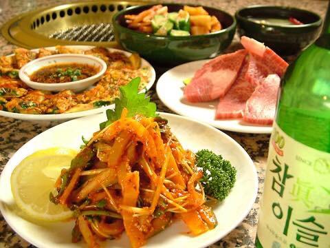 炭火焼肉レストラン フェ