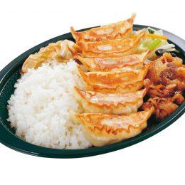 牛カルビ・餃子弁当