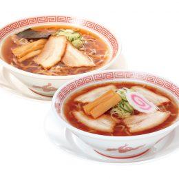 クラシック中華そば食べ比べ
