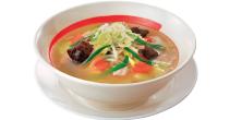 塩味のたっぷり野菜のロカボスープ