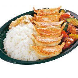 焼き鳥・餃子弁当