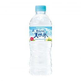 南アルプスの天然水(550ml)