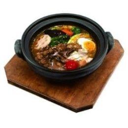ベジタブルきのこカリー (オリジナルスープ)