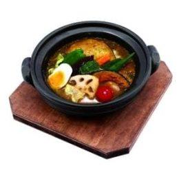 チキンベジタブルカリー (オリジナルスープ)